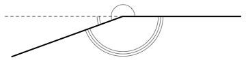 How to draw 200 degree angle? - Blurtit