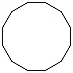 What Is A Regular Dodecagon Blurtit